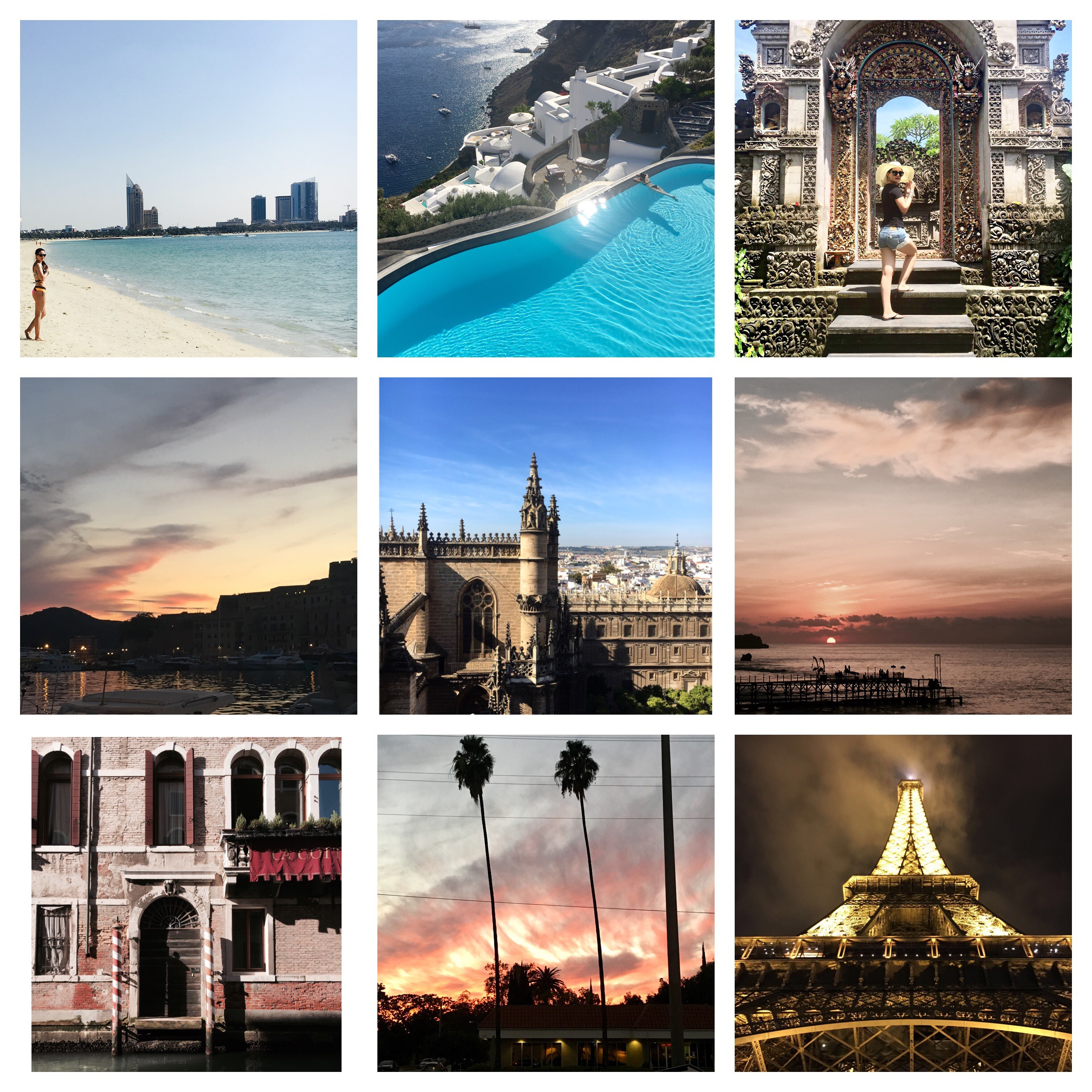 Best 9 - travel 2016