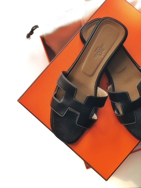 01ed2d28adf1 The perfect summer sandals are still the Hermès Oran