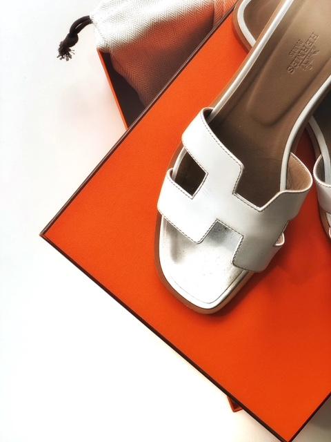 29b4a172fb5f The perfect summer sandals are the Hermès Oran